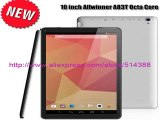 Newest 10.1 inch A83T Octa Core tablet PC android 5.1 OS tablet with narrow edge screen Wifi HDMI bluetooth tablet free shipping-in Tablet PCs from Computer