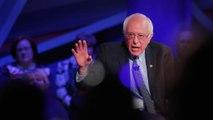 Bernie Sanders openly admits he wants to raise taxes