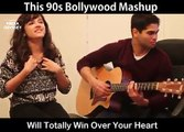 90s Bollywood Mashup - Social Media Odyssey 2016 Mashup Music