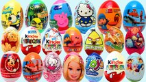 Disney Princess Surprise Eggs Frozen Peppa Pig Play Doh cars Pets Palace & kinder Surprise Eggs Frozen Play Doh Peppa Pig Barbie Cars Tom and Jerry Stickers Stamp Candy Yoyo Barbie doll Ice Cream Cart Toys Disney Frozen Elsa & Anna V Toy S