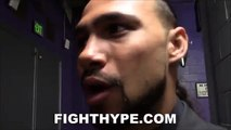 """KEITH THURMAN NOT IMPRESSED WITH DANNY GARCIA, BUT ADMITS HE KNOWS HOW TO WIN: """"IMPRESSED? EH!"""" (Funny Videos 720p)"""