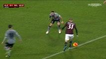 Mario Balotelli 0-1    Alessandria v. Milan - Italy - Coppa Italia 26.01.2016