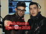 Cheb Hassan Sghir Live 2016 - YouTube