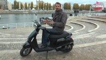 Test scooter électrique Vastro OHM