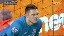 All Penalties  - Liverpool 0-1 Stoke City  (Capital One Cup) 26.01.2016 HD
