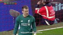 Simon Mignolet Super Penalty Saves in the Shoot-Out - Liverpool 0-1 Stoke City - Capital One Cup 26.01.2016 HD