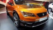 Salon auto 2016 - Stands Seat & Skoda @Les réalisations d'Oli