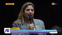 Intervención de la diputada Nora Bracho