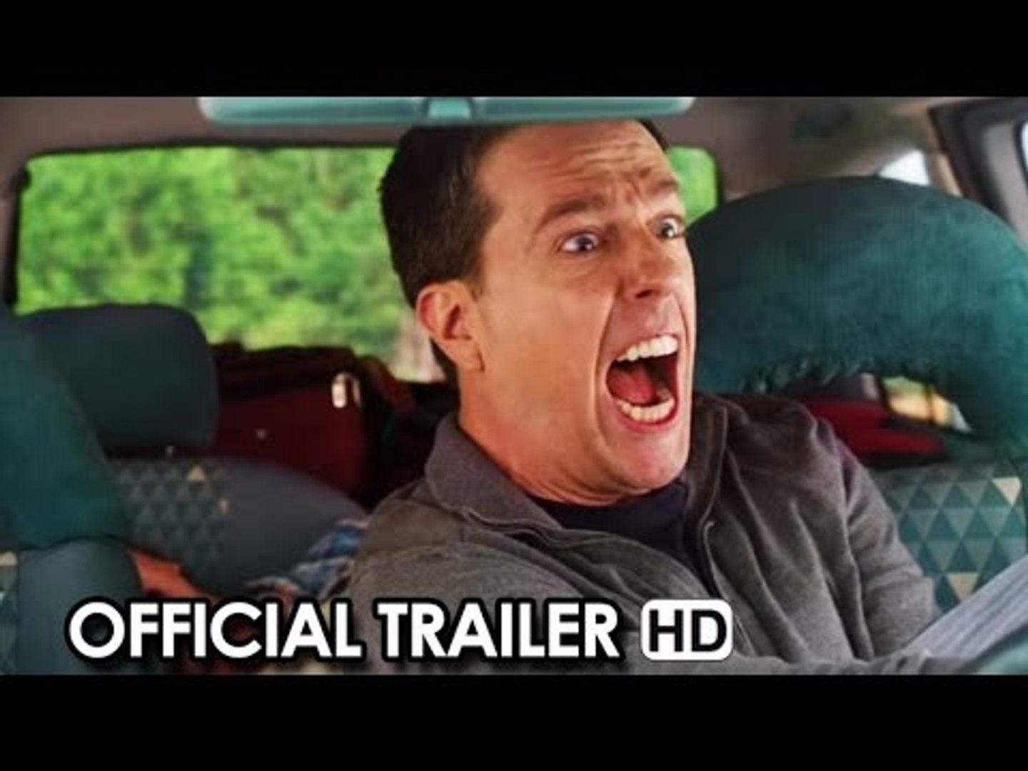 Vacation Official Trailer (2015) - Ed Helms, Christina Applegate HD