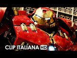 Avengers: Age of Ultron Clip Italiana 'Hulkbuster' (2015) - Robert Downey Jr. HD