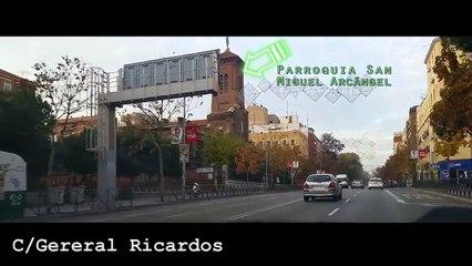 CALLES D CARABANCHEL  Gral. Ricardos