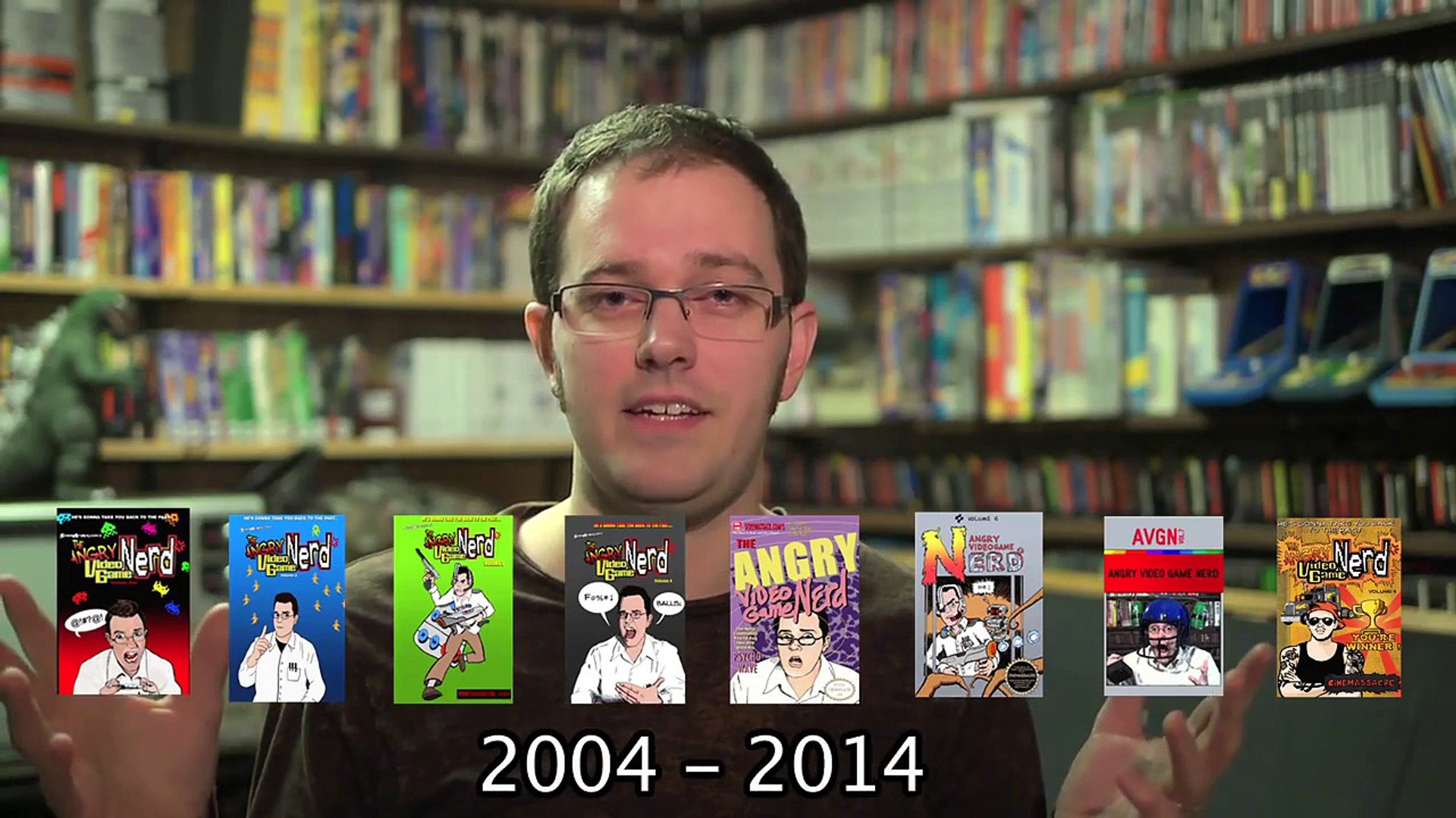 Angry Video Game Nerd Volume 8 Dvd Dailymotion Video