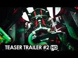 Star Wars Episodio VII: Il Risveglio della Forza Teaser Trailer Italiano #2 (2015) - J.J. Abrams HD