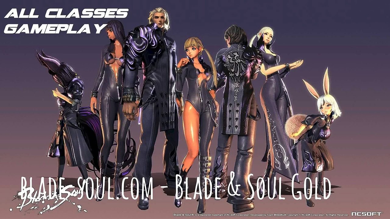 blade-soul com - Best place to buy Blade & Soul Gold