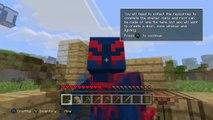 Xbox One Minecraft Achievement World