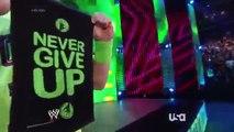 WWE - Raw - John Cena, Dean Ambrose & Roman Reigns Vs The Wyatt Family