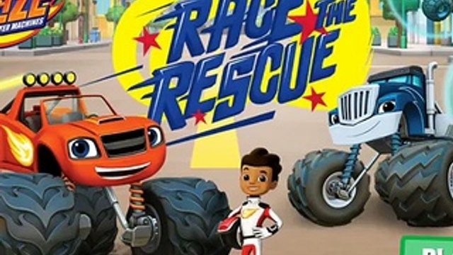 Blaze and the Monster Machines: Blaze Race to the Rescue.(ПОЛНАЯ ВЕРСИЯ).