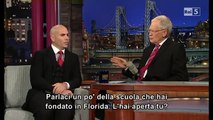 Pitbull al David Letterman 26 11 2013 (sub ita)
