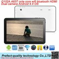 Hot Sell!10 inch Octa Core AllWinner A83T Tablet pc Android 4.4 1GB RAM 8GB/16GB ROM Wifi Bluetooth Dual Cameras HDMI OTG+gifts-in Tablet PCs from Computer