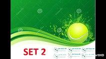 Martina Hingis _ Leander Paes vs Sloane Stephens _ Jean Julien Rojer 2016-01-26 tennis highlights