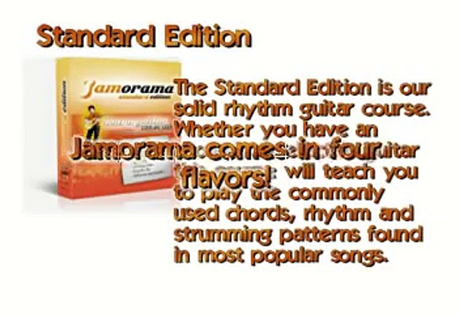 Learn How To Play Guitar With Jamorama
