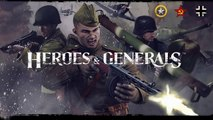 Псих с гранатой ! Heroes & Generals