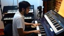 Clash of Clans Battle Theme on Piano - Tocando Música Tema do Clash no Piano ! Gelli Clash