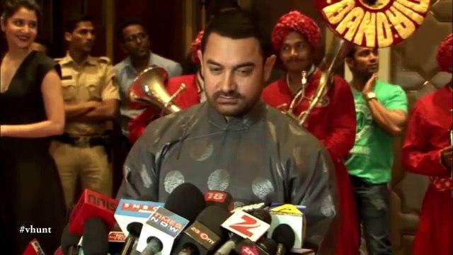 Aamir Khan Celebrates Makar Sankranti