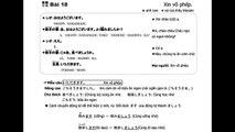 Cùng nhau học tiếng Nhật Japan in my love Bài 18 Đài NHK [やさしい日本語]