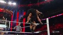 Roman Reigns Vs Rusev-RAW Wrestling 2016