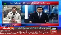 ARY News Headlines 14 January 2016, ARY Islamabad Office Incident Updates