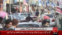 Quetta Main Parking Stand Khatm Kerne Ka Elan-27-jan-16-92News HD