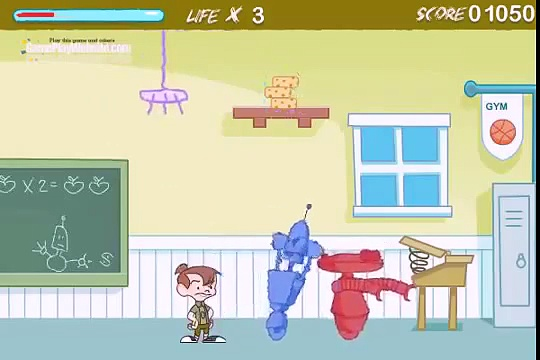 Chalk zone double video game jeux video disney video games jeux video en ligne baby games rpjeCiBu