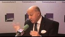 Les Matins / Laurent Fabius : défenseur d'une nouvelle diplomatie culturelle ?
