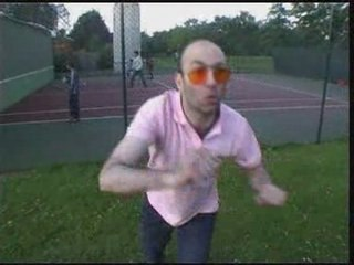 Eddy le Quartier - Roland Garros (le tennis)