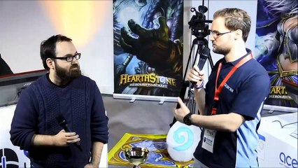 Interview - Hearthstone - AUL 2015