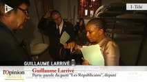 Guillaume Larrivé (LR) : « Christiane Taubira aura été la pire ministre de la Justice de la 5ème République »
