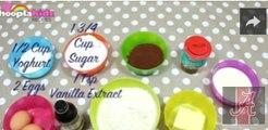 Simple Chocolate Cake Recipe _ Birthday Cake _ DIY Quick and Easy Recipes _ Fun Food for Kids => Must Watch