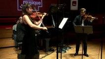 Renaud Capuçon, Raphaëlle Moreau et Jérôme Ducros : Pièces pour 2 violons et piano de Chostakovitch  | Carrefour de Lodéon