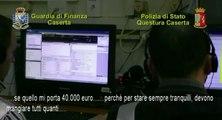 Caserta (CE) - Arrestati due colonnelli dell'esercito e imprenditore per corruzione (27.01.16)