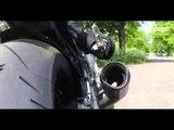 Mette il mais nella marmitta della motocicletta ed ecco cosa succede