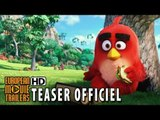 Angry Birds Bande Annonce Teaser Officielle VF (2016) HD