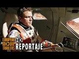 MARTE (The Martian) Featurette 'Rover' español (2015) - Matt Damon HD