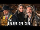 LES 8 SALOPARDS Teaser VF (2016) - Quentin Tarantino [HD]