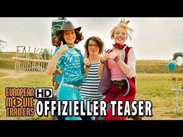 BIBI UND TINA 3 Offizieller Teaser Trailer German   deutsch (2016) HD
