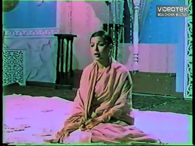 Babul To Duayen Deta Hay - Barat - Original DvD Noor Jehan in 70s Vol. 1