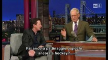 Michael J. Fox al David Letterman 12 11 2013 (sub ita) part 2