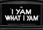 BANNED RACIST CARTOON | I Yam What I Yam (1933) | Episode 1 | Popeye the Sailor (Fleischer