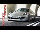Porsche 911 GTS Test Drive | Alfonso Rizzo e Marco Fasoli prova | Esclusiva Ruote in Pista