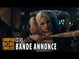 Suicide Squad avec Jared Leto, Margot Robbie Bande Annonce Officielle Comic Con VOST (2016) HD